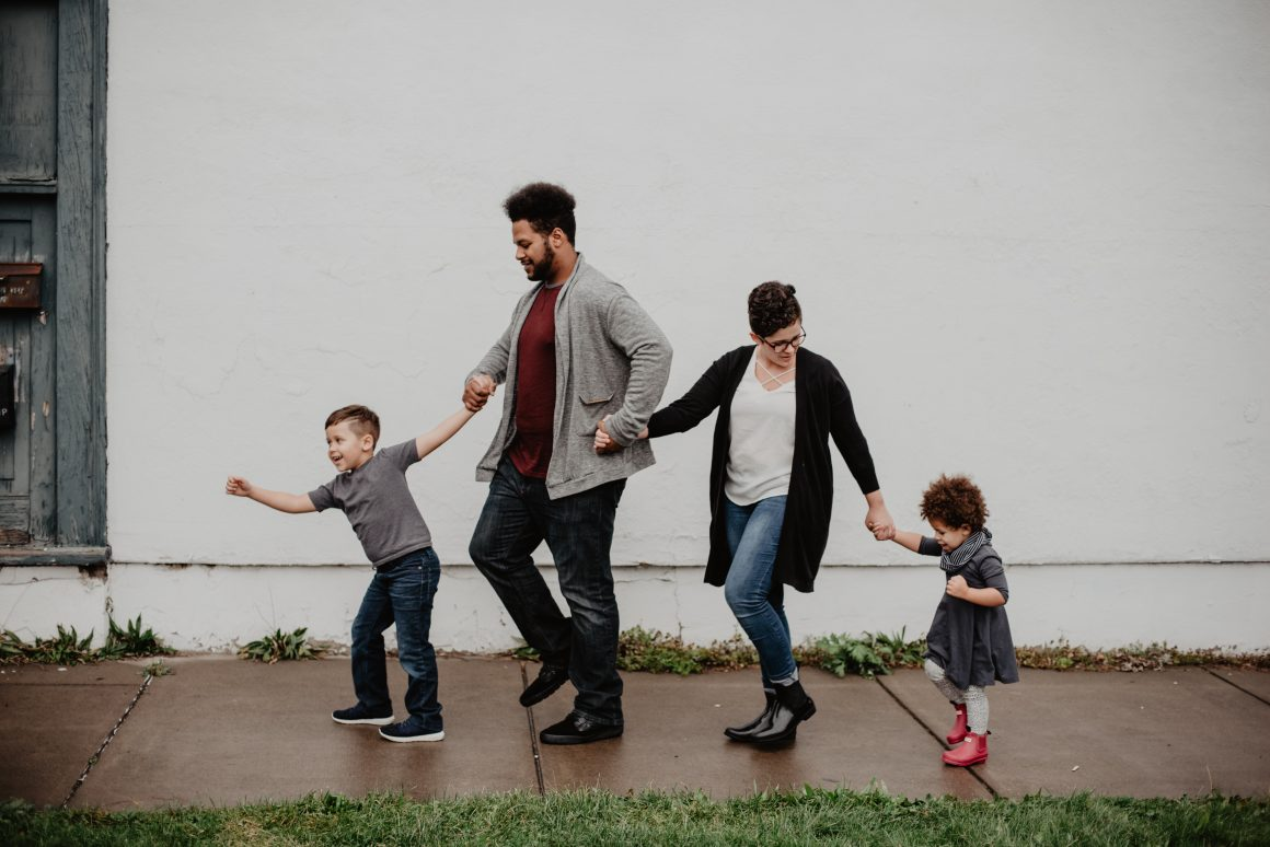 positive parenting family